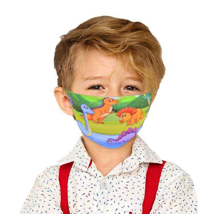 Kişiye Özel Yıkanabilir Lazer Kesim Sublimasyon Maske ( Yetişkin Ve Çocuk İçin )