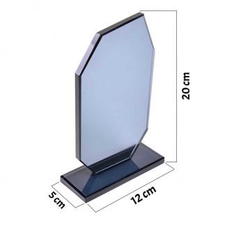 Kristal Cam Plaket - Thumbnail
