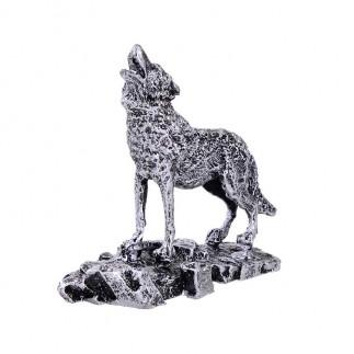 NobbyStar - Kurt Dekoratif Gümüş Biblo (1)