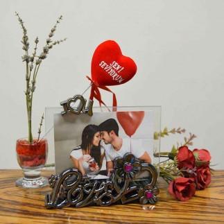 NobbyStar Hediye - Love Cam Fotoğraf Çerçevesi (1)