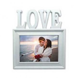 NobbyStar Hediye - Love Plastik Fotoğraf Çerçevesi (13x18 cm) (1)