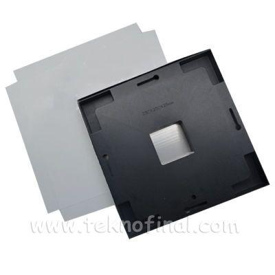 Sublimasyon Metal Kaplı 25x25 Çerçeve
