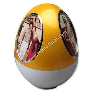 - Müzikli Kurmalı Dönen Yumurta Çerçeve