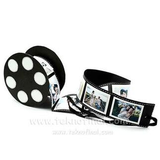 NobbyStar Hediye - Fotoğraflı Film Şeridi Makara Fotoğraf Albümü (1)