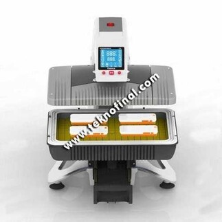 3D Otomatik Transfer Baskı Presi - Thumbnail