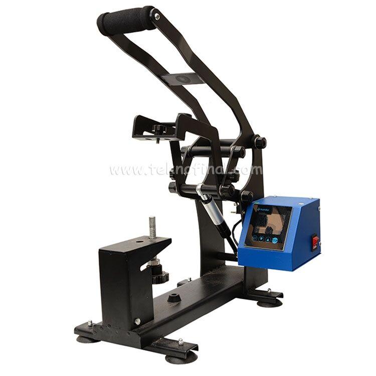 Yeni Nesil Profesyonel Body Pres Transfer Baskı Makinesi