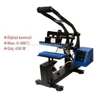 Yeni Nesil Profesyonel Body Pres Transfer Baskı Makinesi - Thumbnail