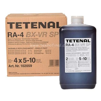 Tetenal - Tetenal Bleach BX-VR SP54ML.4X5-10L (1)
