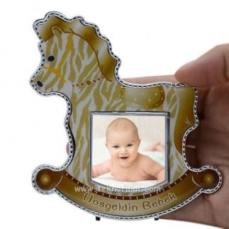 At Magnet Fotoğraf Çerçevesi - Thumbnail
