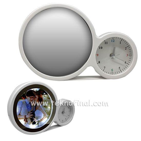 Toptan Saat Fasılalı Sihirli Ayna Çerçeve