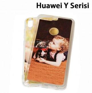 Silikon Huawei Y Serisi Telefon Kılıf ve Kapakları - Thumbnail
