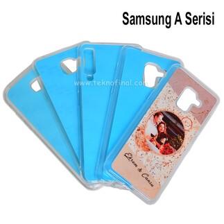 SAMSUNG - Silikon Samsung A Serisi Telefon Kapakları