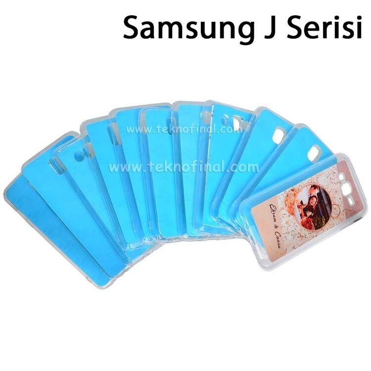 Silikon Samsung J Serisi Telefon Kılıf Kapakları