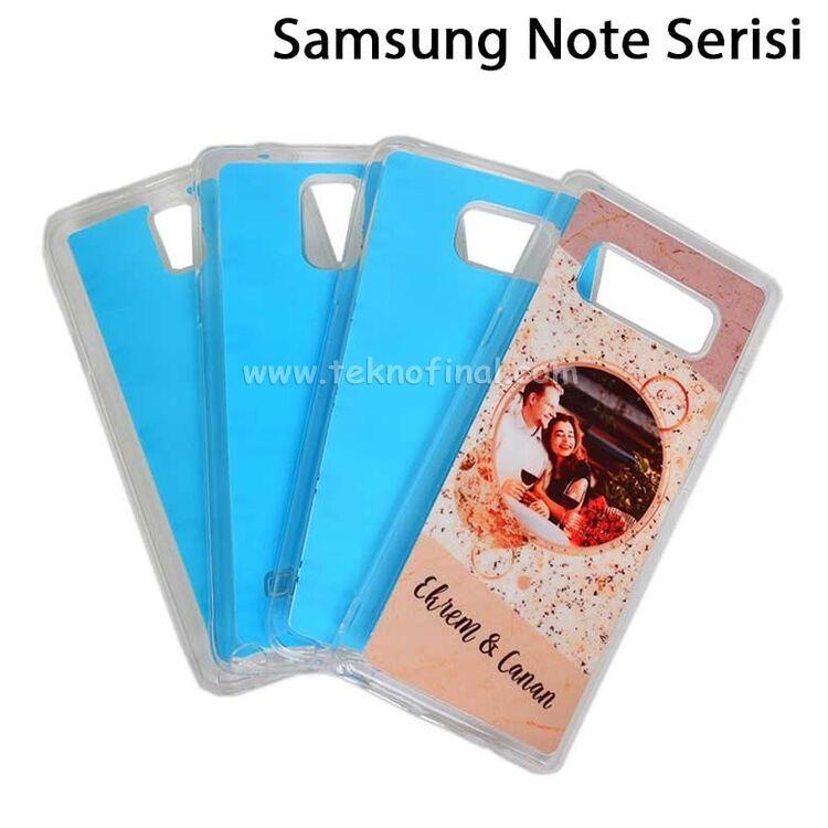 Silikon Samsung Note Serisi Telefon Kılıf ve Kapakları