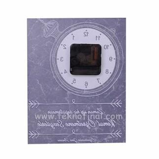 - Sublimasyon Ayaklı Cam Masa Saati (18x23) (1)