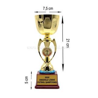 Best Hediye - Sublimasyon Ödül Kupası 26 cm (1)