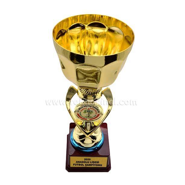 Sublimasyon Ödül Kupası 28 cm