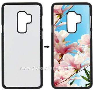 Samsung Telefon Kapağı - Sublimasyon 2D Samsung S9 Plus Telefon Kapağı (1)