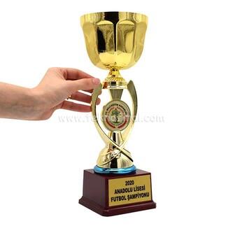Sublimasyon Ödül Kupası 33 cm - Thumbnail