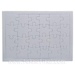 Best Hediye - Sublimasyon 24 Parça A5 Puzzle, Pazıl (1)