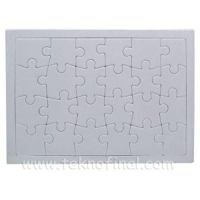 Sublimasyon 24 Parça A5 Puzzle, Pazıl