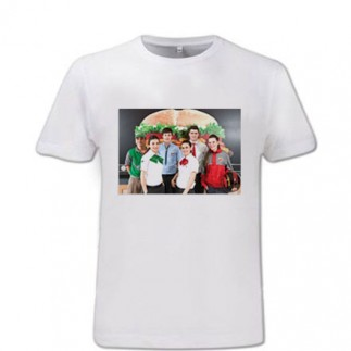 Best Hediye - Sublimasyon Çocuk-Yetişkin Micro Polyester Sıfır Yaka T-Shirt (1)