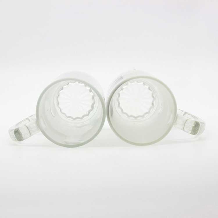Süblimasyon Çift Buzlu Cam Bira Bardağı