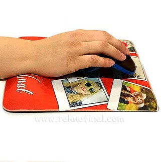 Best Hediye - Sublimasyon Dikdörtgen Bileklikli Mouse Pad (1)
