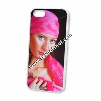 Iphone Telefon Kılıfı - Sublimasyon iPhone 5 Telefon Kapağı (1)
