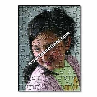 Best Hediye - Sublimasyon 42 Parça A4 Yapboz Pazıl , Puzzle (1)