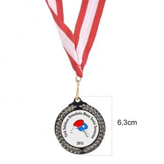 Best Hediye - Sublimasyon 6,3cm. Zeytindalı Madalya (1)
