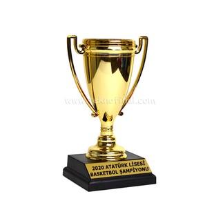 Sublimasyon Şampiyon Kupası 17,5 Cm - Thumbnail
