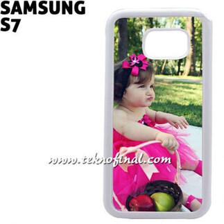 SAMSUNG - Sublimasyon Samsung S7 Kapak