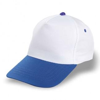 Sublimasyon Mavi Siperli Şapka - Thumbnail