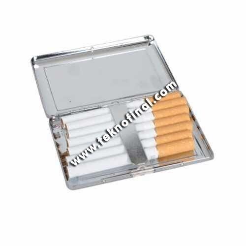 Sublimasyon Sigara Kutusu