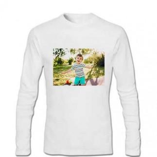 Best Hediye - Sublimasyon Çocuk-Yetişkin Pamuk-Polyester Uzun Kol Tişört (1)