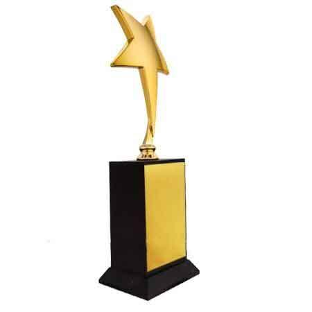 Sublimasyon Gold - Altın Yıldız Oskar