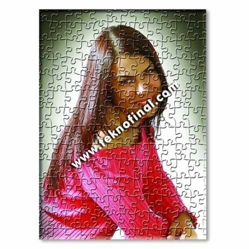 Transfer Baskıya Uygun 240 Parça A3 Puzzle, Pazıl