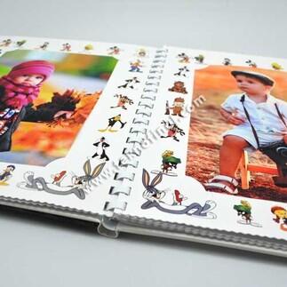 8 Yaprak Sünnet Çocuğu Fotoğraf Albümü - Thumbnail