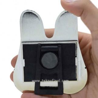 NobbyStar Hediye - Tavşan Magnet Çerçeve (1)
