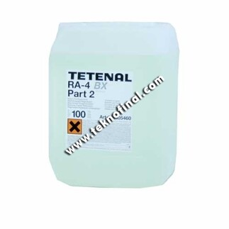 - Tetenal Bleach-FIX 215ML. PART2 100L.