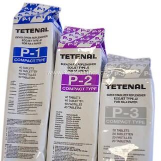 Tetenal - Tetenal Konika EcoJet-P Kit Tablet (1)
