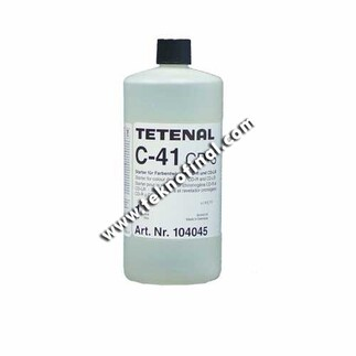 - Tetenal C-41 Starter 1L. For Developer