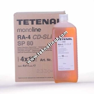 Tetenal - Tetenal CD-SLR SP80ML. 4X10L (1)