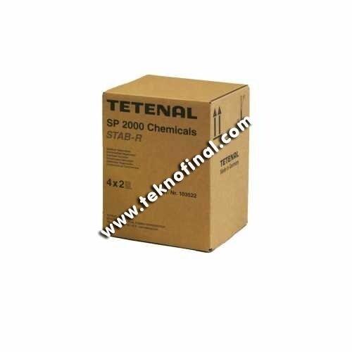 Tetenal Rapid Stabilzer 400ML. 4X200L