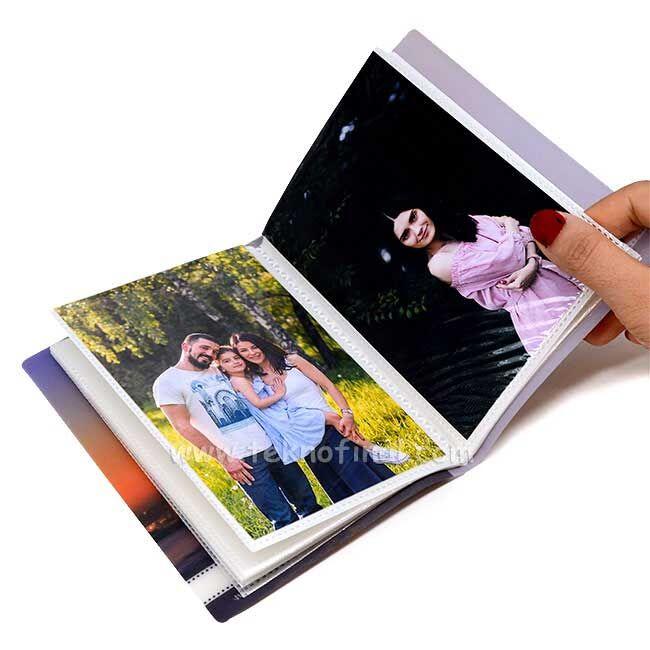 Amatör Fotoğraf Albümü (10x15 cm)