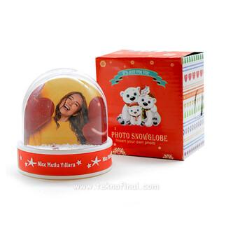 - Nice Mutlu Yıllara Kar Küresi (1)