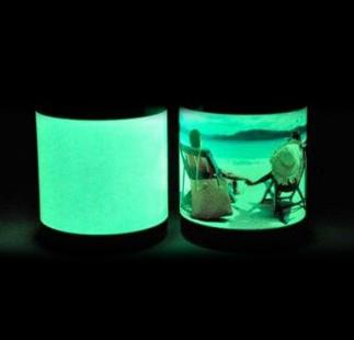 Toptan Porselen Fosforlu Beyaz Kupa Bardak - Kutulu - Thumbnail
