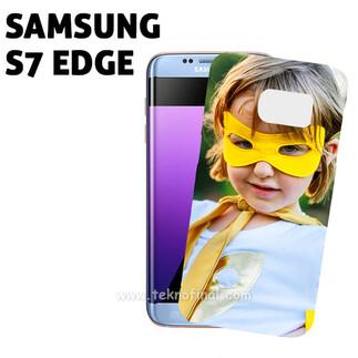 SAMSUNG - Sublimasyon Toptan Samsung S7 Edge Kapak