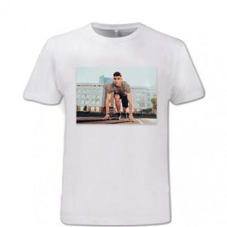 Best Hediye - Sublimasyon Exclusive Pamuk Polyester Sıfır Yaka T-shirt (1)